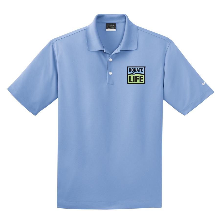 Donation Merchandise. Nike Dri-FIT Micro Pique Polo Shirt