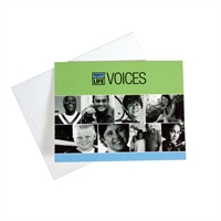 Picture of Voices Notecard Set
