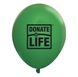 Picture of Blue and Green Balloons 50/pk