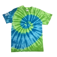 Picture of Youth - Tie Dye Donate Life Shirt