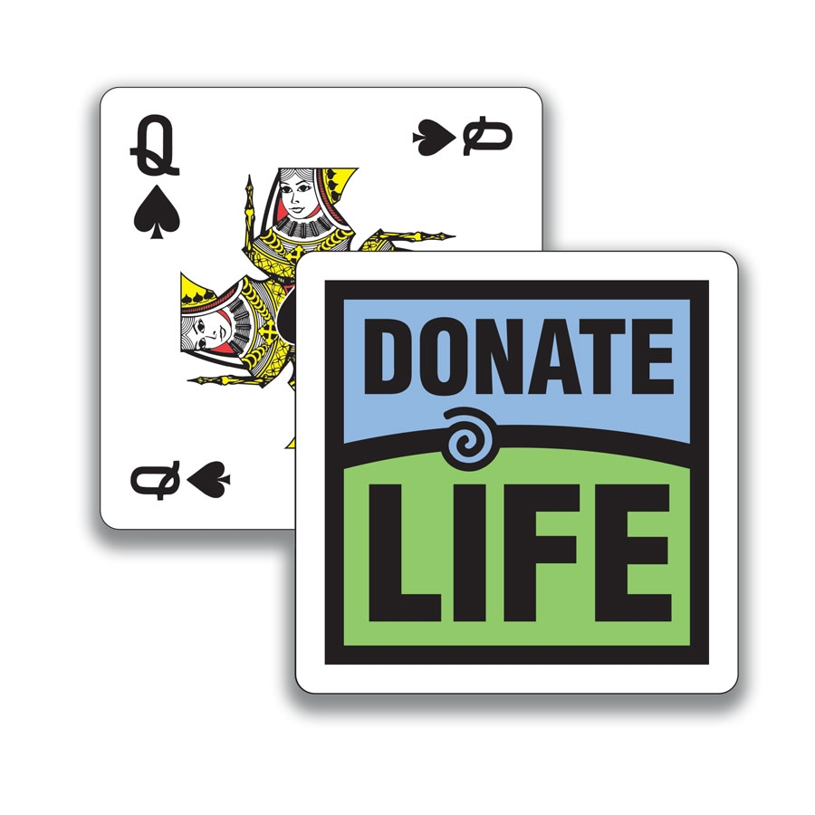 Playing Cards Donations