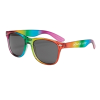 Picture of NDLM 2018 Rainbow Sunglasses