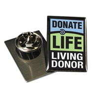 Picture of Lapel Pins Living Donor