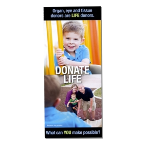 Picture of Donate Life America Brochure