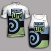 Picture of Custom Donate Life Cycling/Running Jersey