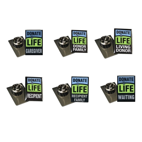 Picture of Lapel Pins - What's Your Connection