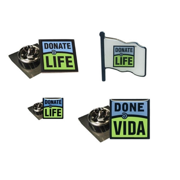 Picture of Lapel Pins - Donate Life (General)