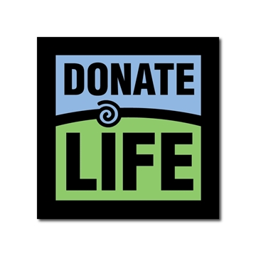 Picture of Donate Life Auto Decal