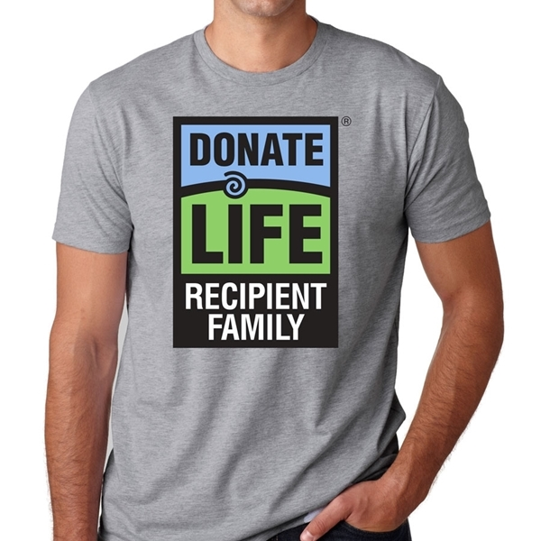 Picture of Recipient Family T-Shirt