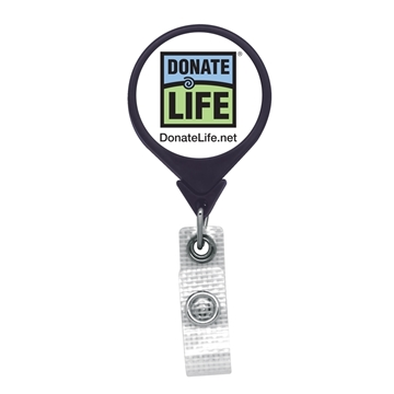 Picture of Anti-Microbial Jumbo Round Badge Reel