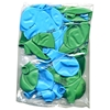 Picture of Blue and Green Balloons - 50/pack