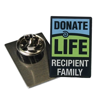 Picture of Recipient Family Lapel Pin