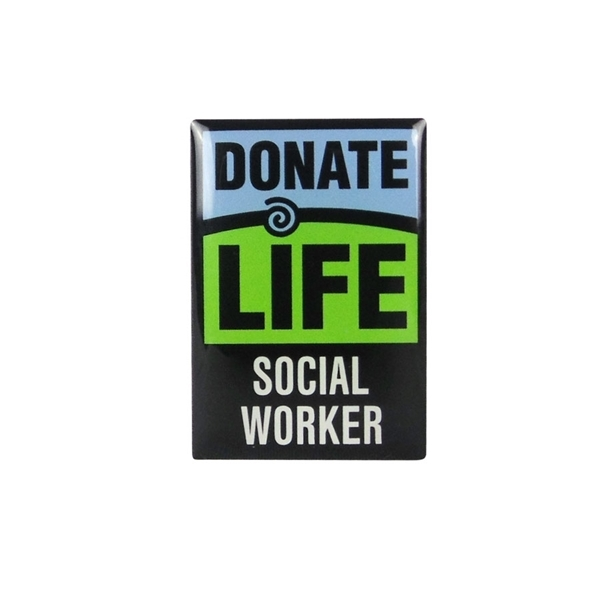 Picture of Social Worker Lapel Pin