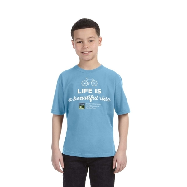 Picture of Life is a Beautiful Ride T-shirt - Youth