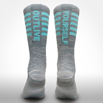 "Picture of Nike ""Outlive Yourself"" Socks"