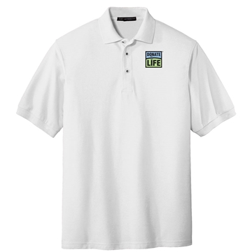 Picture of Men's Polo - White