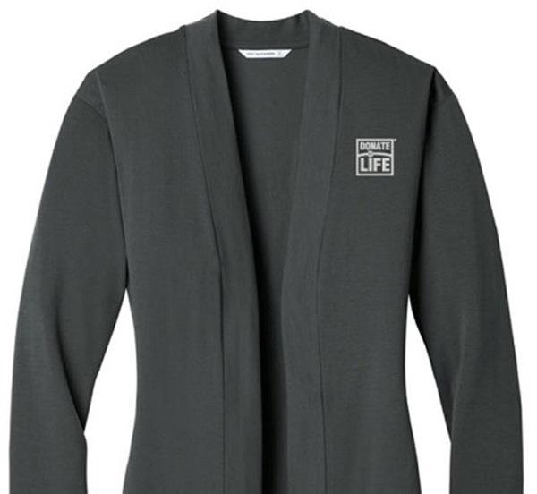 Picture of Ladies' Long Pocket Cardigan