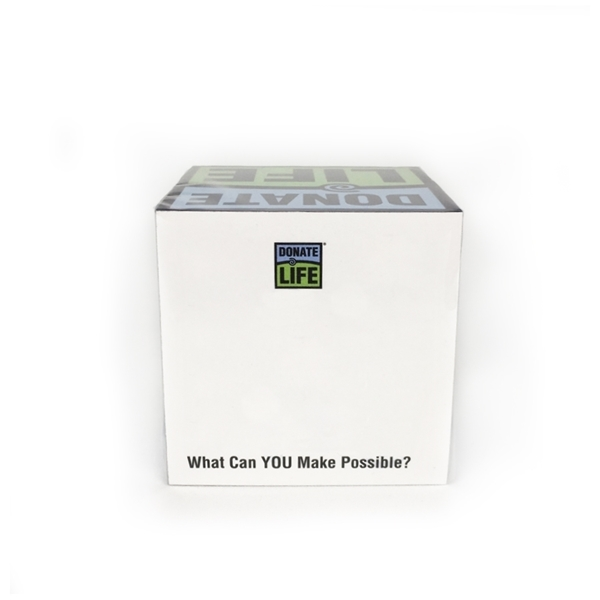Picture of Sticky Note Cube