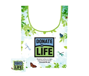 Picture of Packable Tote - National Donate Life Month 2021