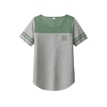 Picture of Ladies' Tri-Blend T-Shirt