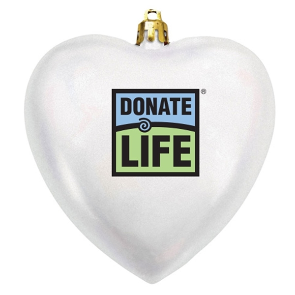 Picture of Heart Ornament