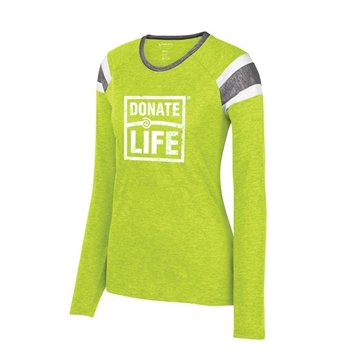 Picture of Ladies Long Sleeve T-Shirt