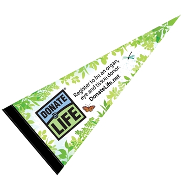 Picture of National Donate Life Month 2021 Felt Pennant