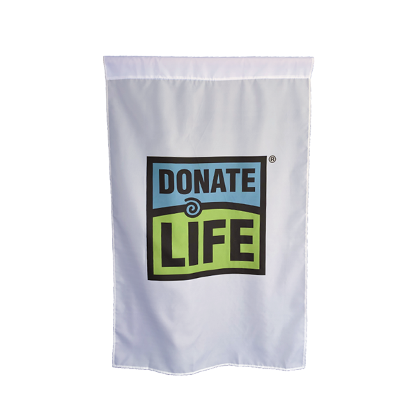 Picture of Donate Life House Flag