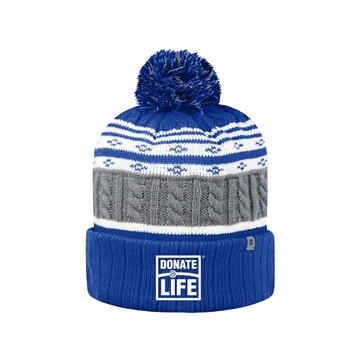 Picture of Winter Knit Pom Beanie