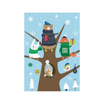 Picture of 2021 Holiday Card Set of 25
